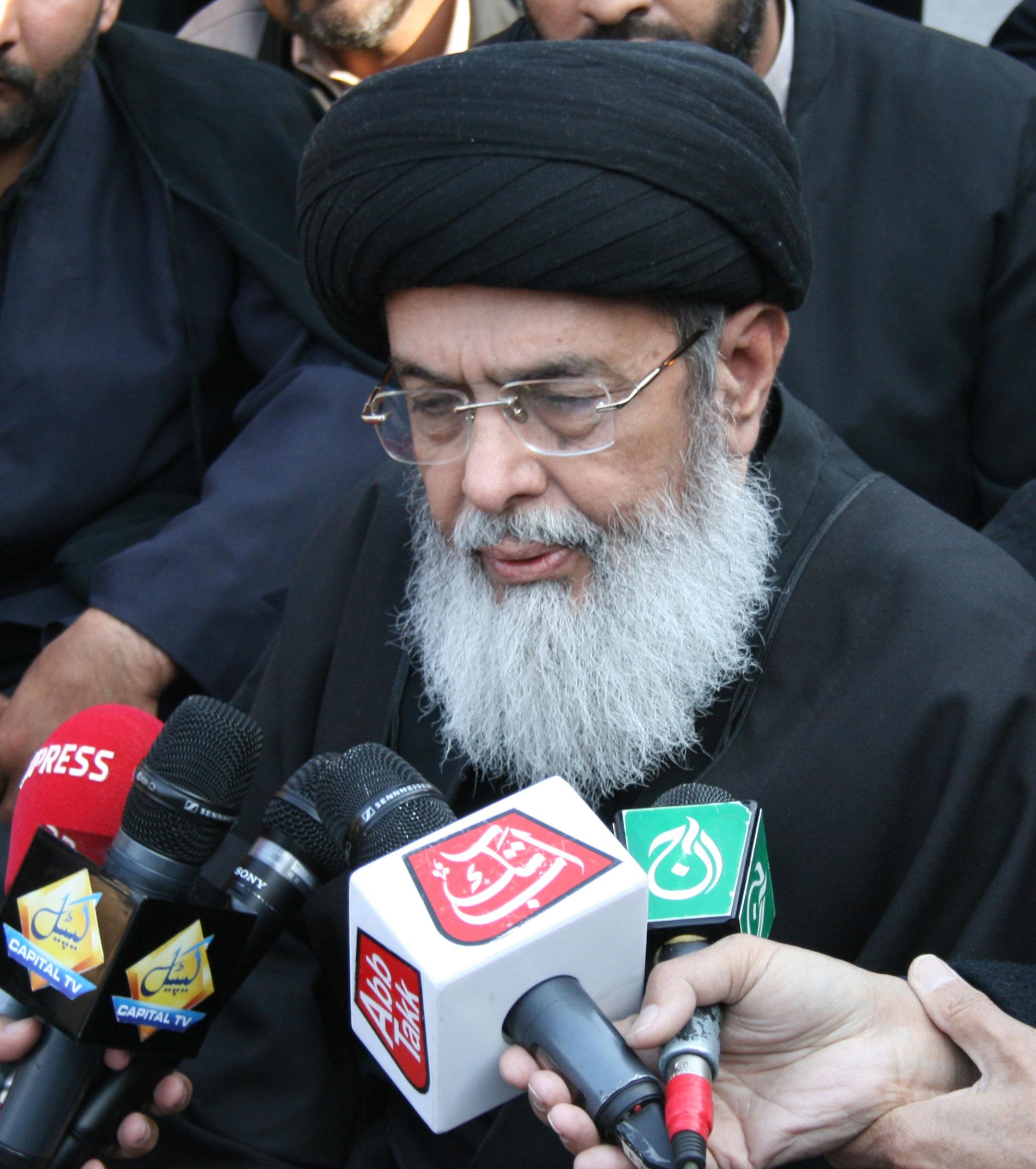 عید الفطر رحمتوں،برکتوں اور نعمتوں کا پیغام ہے دہشت گردوں نے ایک بار پھر قوم کو سوگوار کر دیا ،آغا حامد موسوی