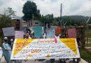 ایبٹ آباد : دربار بے وطن سرکار ؒ سے انہدام جنت البقیع کے خلاف احتجاجی ریلی نکالی گئی