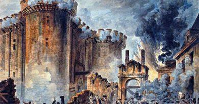 14جولائی1789 کو منہدم کیا جانے والا باستیل کا جیل خانہ
