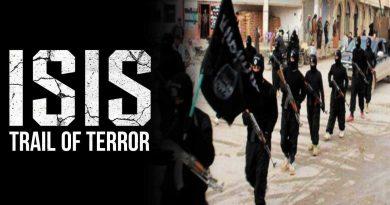داعش: تصویر بشکریہ ABC نیوز
