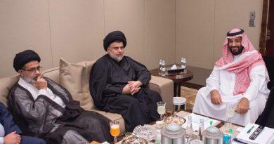 مقتدی الصدر کی سعودی ولی عہد سے ملاقات