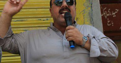 ساجد کاظمی صدر ٹی این ایف جے آزادکشمیر