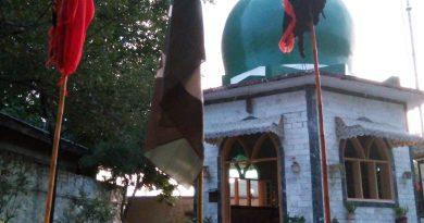 دربار بے وطن سرکار کاکول ایبٹ آباد