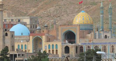 مزار شہزادہ سلطان علی ابن محمد الباقر ؑمشہد ارھال کاشان