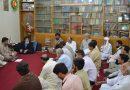 ڈومورکا امریکی مطالبہ نومورکہہ کرمسترد کردیا جائے،قائد ملت جعفریہ آغا حامد موسوی