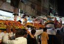 درباربی بی پاکدامن ؑ پر سفرائے حسینیت ؑ کا پرسہ  ، ہزاروں عزاداروں کا اجتماع