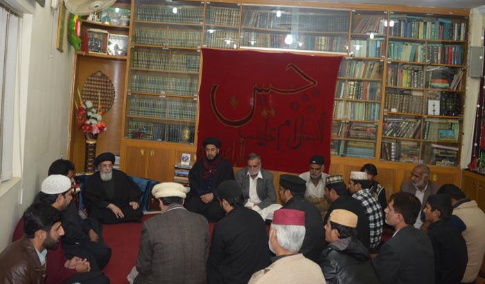 پاک ایران سرحدی کمیشن کے اجلاس میں صلح و صفائی کیساتھ فیصلے ہونا نیک شگون ہے، آغا حامد موسوی