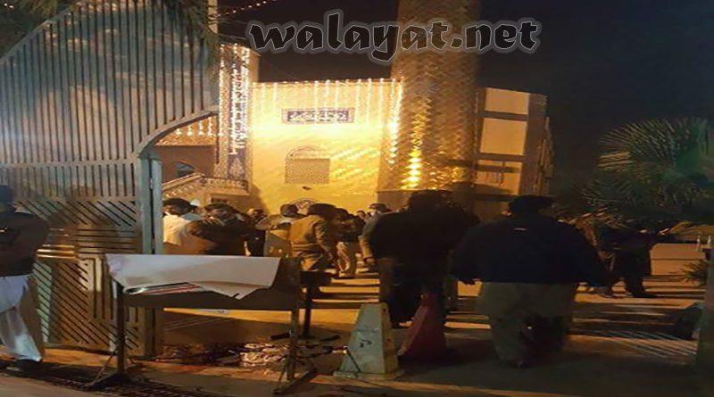مسجد وامام بارگاہ باب العلم پر فائرنگ ایکشن پلان پر عمل نہ ہونے کا شاخسانہ ہےمجرموں کو عبرتناک سزادی جائے ، تحریک نفاذ فقہ جعفریہ