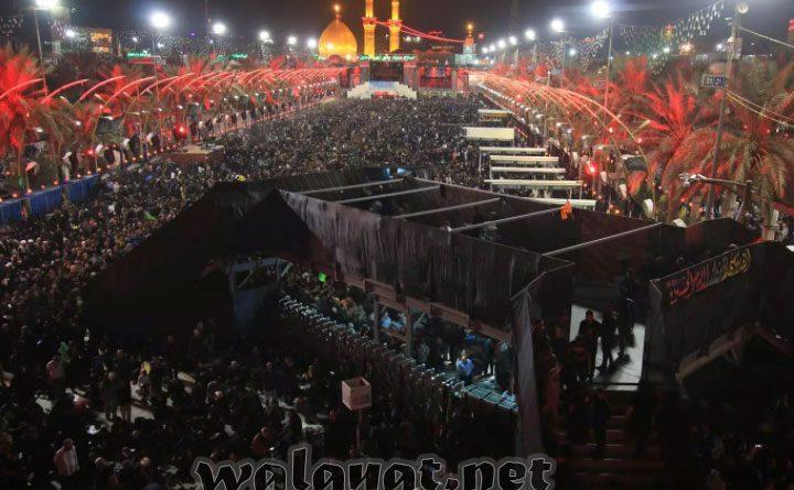 سیدہ زینبؑ کی فتح ارض و سماوات پر چھا گئی ؛اربعین حسینی ؑ پر کربلا میں روئے زمین کا سب سے بڑا انسانی اجتماع
