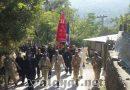 باغ آزاد کشمیر: ایام عزا کے دوران ابراہیم سکاؤٹس کی شاندار کارکردگی