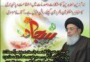 ڈی آئی خان و کرم ایجنسی دہشت گردی افغان دراندازوں کی کارستانی ہے ،اسوہ سجادؑمظلومین کیلئے روشن مثال ہے، آغا حامد موسوی