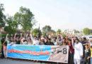 فیصل آباد:کوئی غیرت مند رسول ؐ کی ماں پیاری بیٹی، صحابہ کرامؓ  کے مزارات کی بے حرمتی پر خاموش نہیں رہ سکتا، علامہ سرحدی