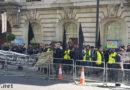 نبیؐ کی بیٹی کی قبر پر ظلم کے خلاف سعودی ایمبیسی لندن کے سامنے تاریخی ماتمی احتجاج