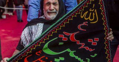 چہلم کے لئے بھیاآئی ہے تیری زینبؑ: بانئ عزا کی صدا پر کربلا میں کروڑوں عزاداروں کا اجتما ع