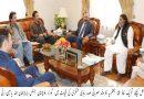 زائرین کو درپیش مسائل کے حل کیلئے گورنر بلوچستان سے تحریک نفاذ فقہ جعفریہ کے وفد کی ملاقات