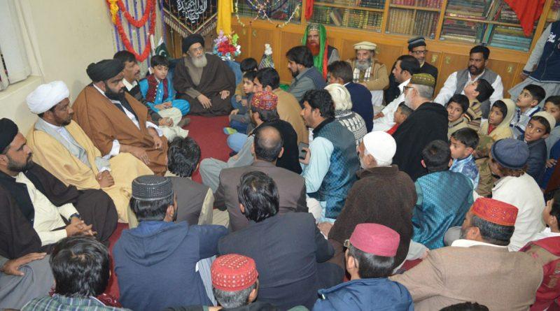 ایس پی طاہرداوڑکے ہاتھوں گرفتار افغان دہشت گردوں کو رہاکرنالمحہ فکریہ ہے، آغا حامد موسوی