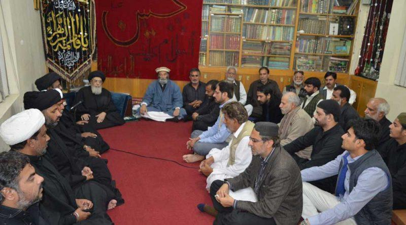 میلاد النبیؐ سرکاری سطح پر منانے کا اعلان  لائق تحسین ہے ، امام حسن ؑ کا یوم شہادت نظر انداز کرنے کا نوٹس لیا جائے، آغا حامد موسوی