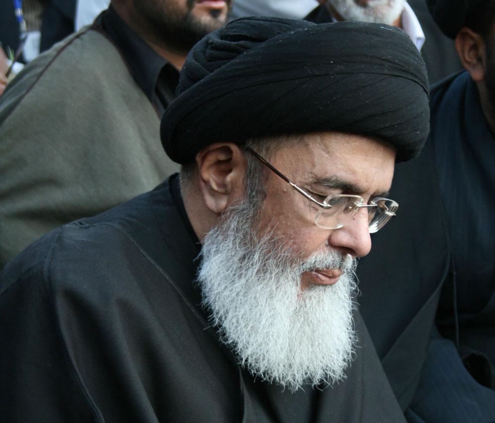 اے ملت عظیم کے رہبر تجھے سلام ۔۔۔قائد ملت جعفریہ آغا سید حامد علی شاہ موسوی