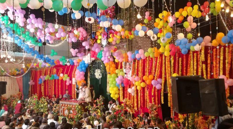 13رجب :شہر شہر قریہ قریہ جشن مولود کعبہ کی تقاریب
