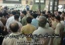 شب شہادت بقیع ۔ پشاور امام بارگاہ ماسٹر غلام حیدر میں مجلس و ماتم