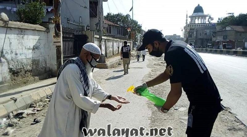 مختار فورس کراچی ڈویژن