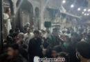پشاور :رکاوٹیں توڑ کرمرکزی جلوس تابوت کی برآمدگی، ٹی این ایف جے اور ذیلی تنظیموں کی نمایاں کارکردگی