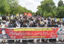 عالم اسلام خوارج کے خلاف متحد ہو جائے: اسلام آباد میں ٹی این ایف جے کا جنت البقیع کی بحالی کیلئے زبردست ماتمی احتجاج