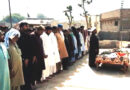 ٹی این ایف جے سندھ کے صوبائی ڈپٹی ناظم امور کی دختر انتقال کرگئیں ، قائد ملت جعفریہ اقائے موسوی کا اظہار تعزیت