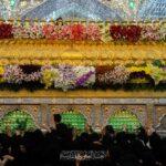 عید مبعث : نبیؐ کے وصیؑ کے مزار پر خوشیوں کی بہار