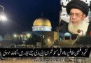 ظلم پرخاموش مسلم حکمران اپنی باری کیلئے تیار رہیں! صیہونی نظام پوری دنیا کو غلام بنا رہا ہے پاکستان کی آزادی کا تحفظ کرنا ہوگا، آغا حامد موسوی