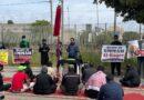 Tی این ایف جے اٹلی کے زیر اہتمام جنت البقیع کی مسماری کے خلاف احتجاج