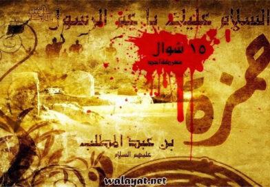 سردارِ شہداء حضرت حمزہ بن عبد المطلبؑ: جن پر گریہ سنت رسولؐ اور زواری سنت زہراؑ ہے