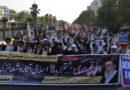 شدید گرمی کے باوجود جنت البقیع کی مظلومیت کا پرچم اٹھائے ہزاروں افراد شاہراہوں پر نکل آئے ؛مذہبی جنونیت کے خلاف مختار آرگنائزیشن کا ملک گیراحتجاج