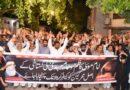 یوم باقر العلومؑ عقیدت و احترام کیساتھ منایا گیا،آئمہ معصومین کی توہین کیخلاف پر امن احتجاجی مظاہرے